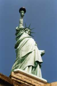 Statue Of Liberty 1989