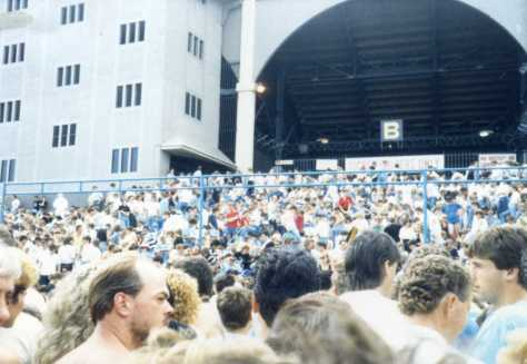 Madonna Wembley Stadium 1987 985