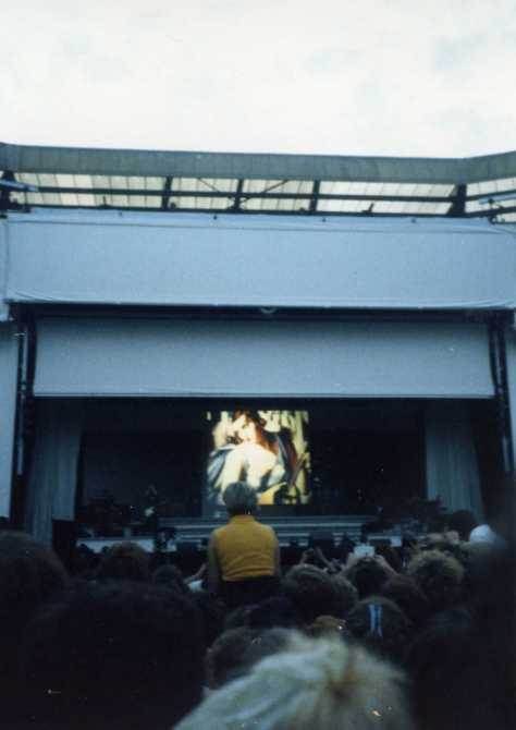 Madonna Wembley Stadium 1987 986